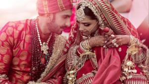 Bollywood couple Deepika Padukone and Ranveer Singh tie the knot in Italy