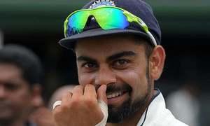 Kohli hopes for sledge-free Australia tour