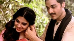 Sonya Hussyn and Ahsan Khan's first look from Aangan is out