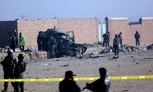 طالبان کے حملے میں 30 افغان پولیس اہلکار ہلاک
