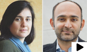 ادب کے بین الاقوامی انعام ڈی ایس سی کیلئے 2 پاکستانی مصنفین نامزد