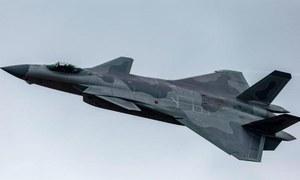 چین کے جدید ترین اسٹیلتھ لڑاکا طیاروں کی صلاحیت کا پہلا مظاہرہ