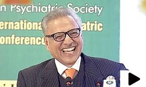 'پاکستانی سیاست میں بھی نفسیاتی مریض موجود ہیں'