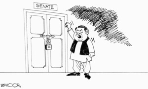 Cartoon: 17 November, 2018