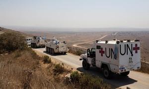 US votes against UN censure of Israel over Golan