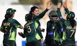 India in semis, NZ beat Pakistan in ICC Women's World T20