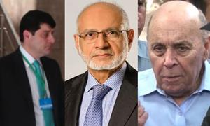 جعلی اکاؤنٹس کیس: انور مجید، عبدالغنی، حسین لوائی کو کراچی سے منتقل کرنے کا حکم