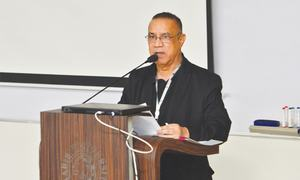 Ghalib's poetry creates social harmony, says scholar