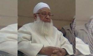 تبلیغی جماعت کے امیر حاجی محمد عبدالوہاب انتقال کرگئے