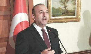 شام میں کردش ملیشیا کی امریکی حمایت ایک بڑی غلطی تھی، ترکی