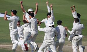 ابوظہبی میں پاکستان جیتی بازی ہار گیا