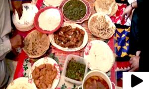 جیکب آباد کے ثقافتی دسترخوان روایتی کھانوں سے منفرد کیوں؟