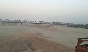 Water flows in Kalri-Baghar feeder raised to meet needs of Karachi, says official
