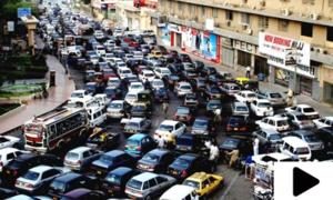 کراچی میں ٹریفک مسائل اور حادثات سے بچنے کیلئے بڑا اقدام