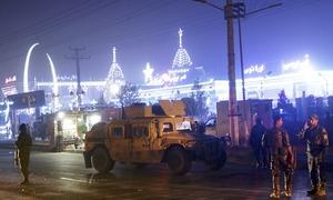 افغانستان: عید میلادالنبیﷺ کی تقریب میں خودکش دھماکا، 50افراد ہلاک