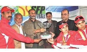 Army seize National Women Softball title