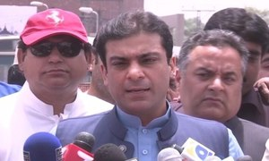 LHC disposes of three bail pleas: NAB told to give Hamza 10 days if his arrest warrants are issued
