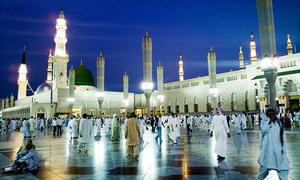 ظلم کے خلاف جدوجہد سنّتِ محمدی ﷺ کا بنیادی مقصد