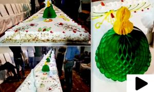 عید میلاد النبیﷺ پر ملتان میں 400پاؤنڈ کا کیک تیار