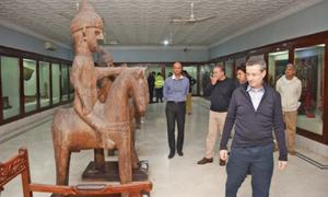 Tourist trail showing signs of revival