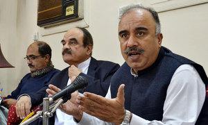 KP governor sees foreign hand in Orakzai, Karachi terror attacks