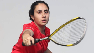 Meet Noorena Shams, a squash player from KP who is fighting gender discrimination