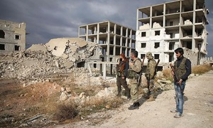 IS attack on Kurdish forces leaves 200 dead in Syria