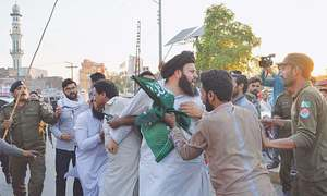 Over 200 TLP activists booked under sedition, other charges in Rawalpindi