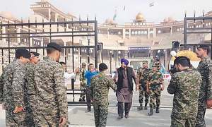 Sidhu sees Kartarpur corridor's opening as a path of peace