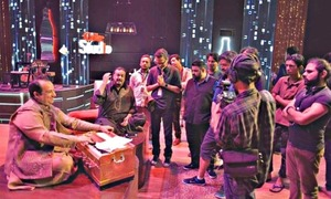 The words behind Coke Studio