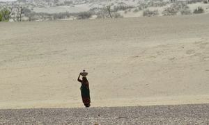 Tharis told to control their own population to ward off impact of drought