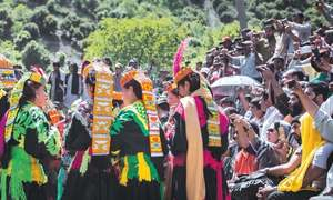 Kalasha culture listed as Intangible Cultural Heritage