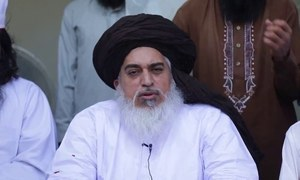 ECP issues another notice to Khadim Rizvi after his no-show in party funding case