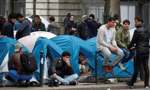 Undocumented Pakistani immigrants hide in the shadows in Paris