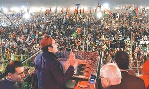 Bilawal chides Imran over 'war on terror' remarks