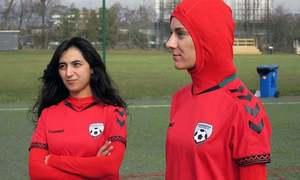President Ghani orders probe of sex abuse on Afghan women's football team