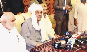 PTI govt trying to abrogate 1973 Constitution: Zardari