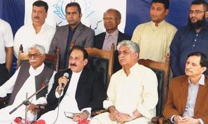 PJDP leader withdraws pleas against Imran, joins PTI