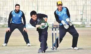 10-team Afghan refugee cricket tournament kicks off