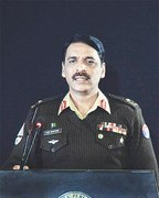 Army not linked to any party, person: ISPR