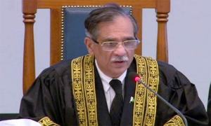 CJP berates PIA, CAA officials for slow progress on verification of airline employees' degrees