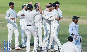 New Zealand beat Pakistan by 123 runs in third Test, clinch series 2-1