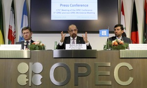 OPEC agrees joint 1.2m barrels per day cut with partners
