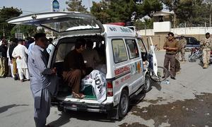 2 dead, 1 critically injured in attack on cement factory van in DG Khan tribal area