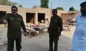 مظفر گڑھ: سنگدل شخص نے غیرت کے نام پر بیوی اور کم سن بیٹیوں کو قتل کردیا