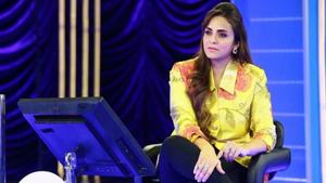 Nadia Khan's new TV project is a game show where you can win diamonds or a Mercedes
