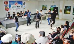Two-day showcase brings culture of mountain regions to the capital
