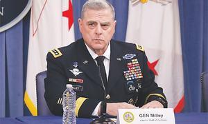 Trump nominates new US military chief