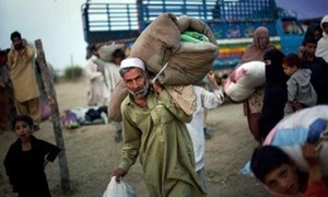 Khyber IDPs slam FDMA's announcement to suspend aid