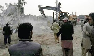 G.T. Road cleared of encroachments